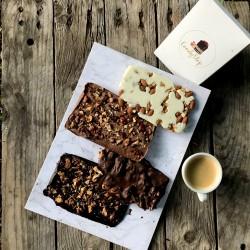 Chocolate Rustik Con Leche