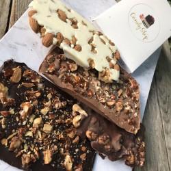 Chocolate Rustik Amargo