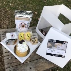 GIFT CoffeeLover Breakfast Pie